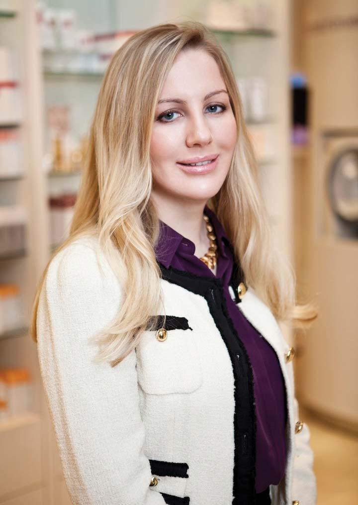 Dr Sarah Tonks