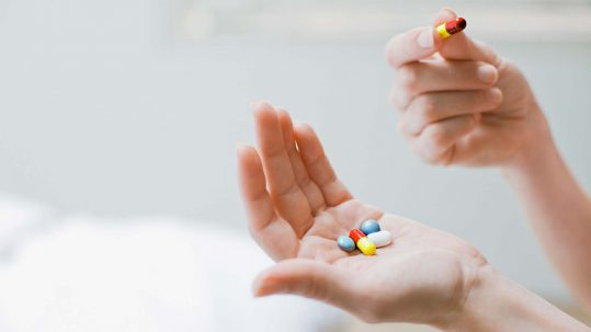 Anti-ageing supplements